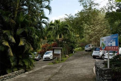 Oasis de Grande Anse, Deshaies