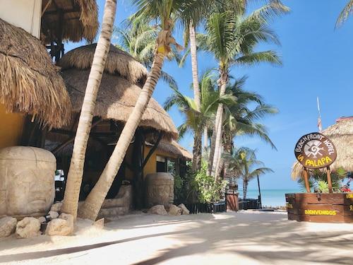 __{offers.Best_flights}__ Beachfront Hotel La Palapa - Adults Only