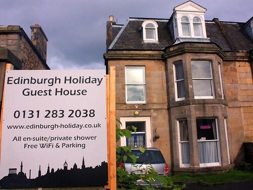 Edynburg - Edinburgh Holiday Guest House - z Gdańska, 3 kwietnia 2021, 3 noce