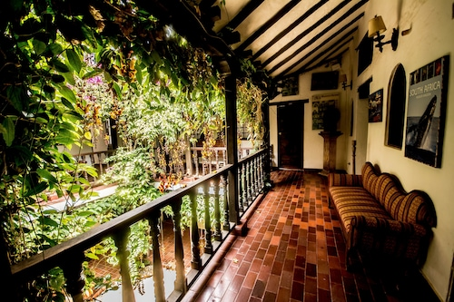 Hosteria Los Frayles, Villa de Leyva
