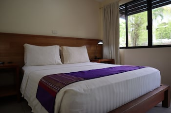 Executive Double Room, Poolside