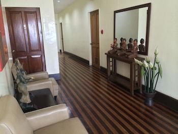 Domicilio Lorenzo Apartelle Davao Hallway