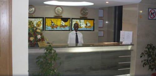. VIP Executive Suites Maputo Hotel