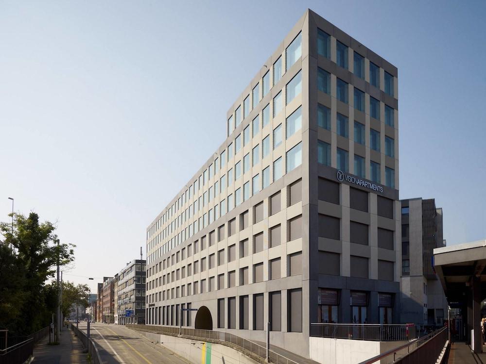VISIONAPARTMENTS Zurich Wolframplatz