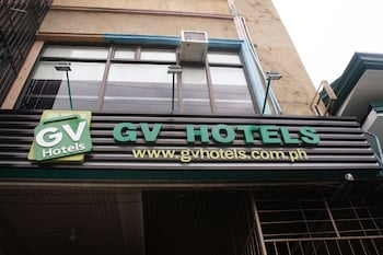 Gv Hotel Ormoc Front of Property