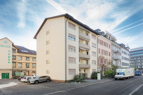 . VISIONAPARTMENTS Zurich Freyastraße
