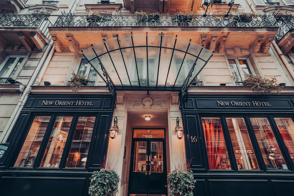 Barcellona Parigi New Orient Hôtel