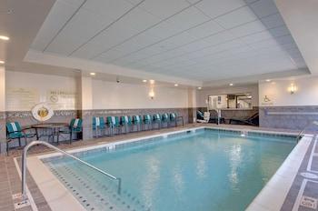 斯普林菲爾德市中心歡朋套房飯店 Hampton Inn & Suites Springfield / Downtown