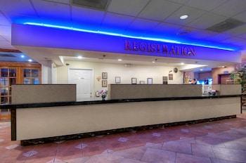 Lobby at Shalimar Hotel of Las Vegas in Las Vegas