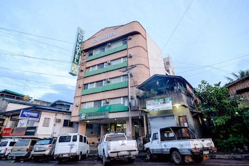 GV Hotel Pagadian Front of Property