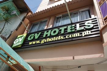 GV Hotel Catarman Property Entrance