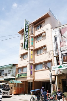 GV Hotel Catarman Front of Property