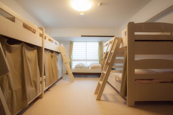 Woman's Shared Dormitory (Max 7 People)