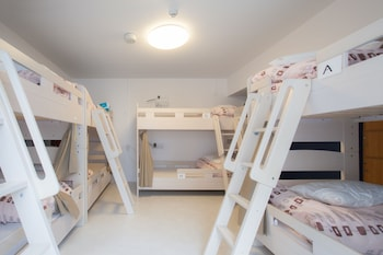 Mixed Dormitory (Max 8 People)