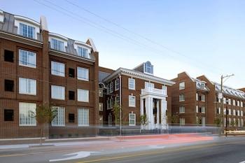 達罕麥弗遜/杜克大學醫學中心旅居飯店 Residence Inn Durham McPherson/Duke University Medical Cntr