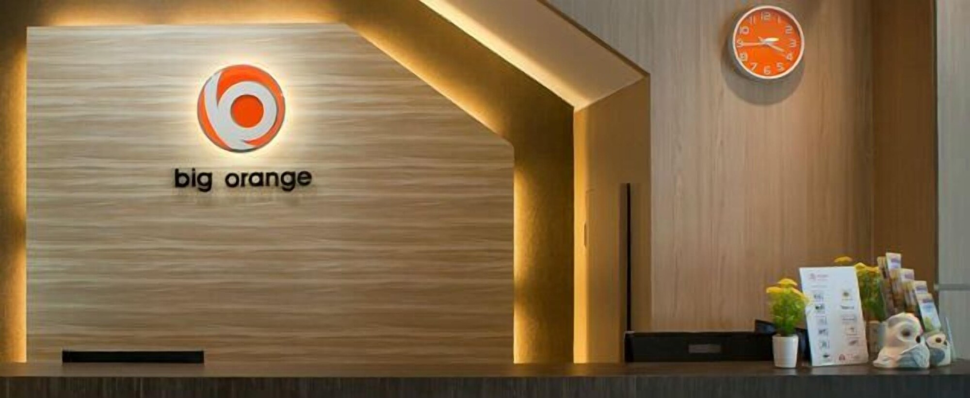 Big Orange Hotel, Kuala Muda
