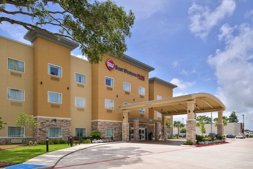 . Best Western Plus Lake Jackson Inn & Suites