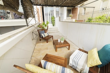 House by Pillow - Terrace/Patio  - #0