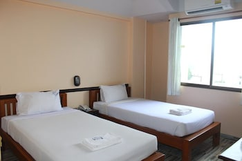 Standard Double or Twin Room (Air Con.)