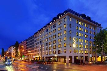 慕尼黑雅樂軒飯店 Aloft Munich