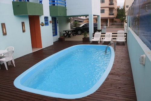 Hotel Dom Fish, Florianopolis