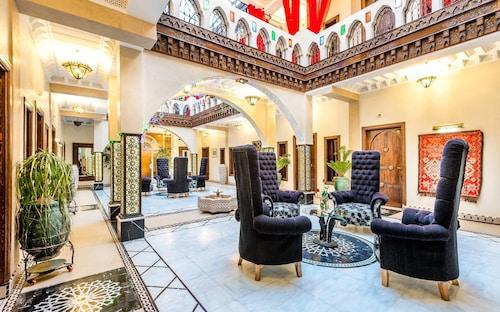 Marrakesz - Hotel & Ryad Art Place Marrakech - z Warszawy, 25 marca 2021, 3 noce