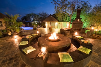 Hotel - African Rock Lodge