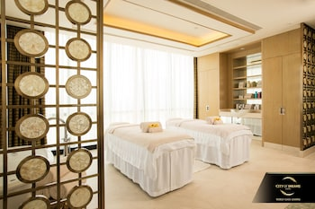 Crown Towers Manila Treatment Room