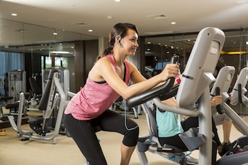Crown Towers Manila Fitness Facility