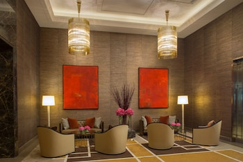 Crown Towers Manila Lobby Lounge