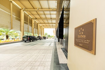 Crown Towers Manila Property Entrance