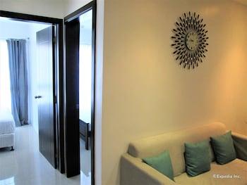 Primavera Residences Cagayan Living Area