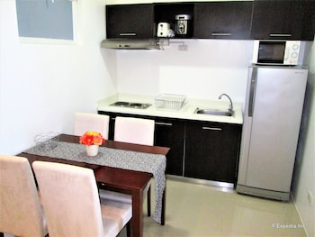 Primavera Residences Cagayan In-Room Kitchen