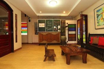 Bahay ni Tuding Inn Davao Lobby Sitting Area