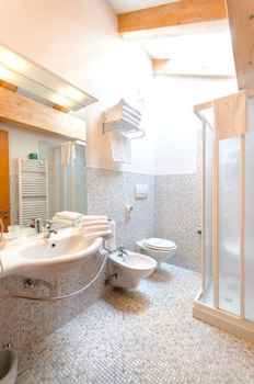 Hotel Bellamonte - Bathroom  - #0