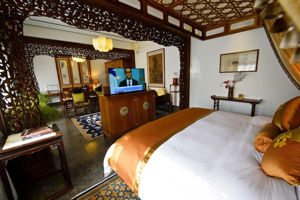 クール エ パヴィヨン (北京古城老院酒店)
