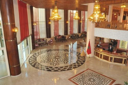 Hotel Tafilalet & Spa, Meknès