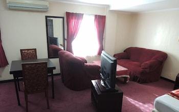 HOTEL ASIA Living Room