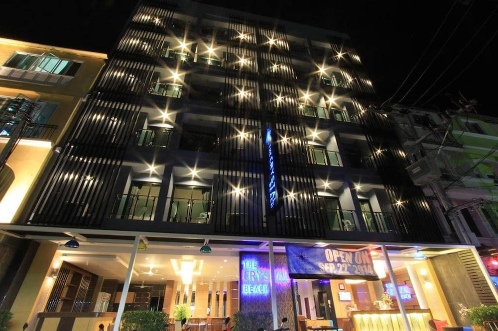 ザ クリスタル ビーチ ホテル