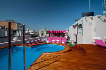TWO Hotel Barcelona by Axel - Adults only - Pool