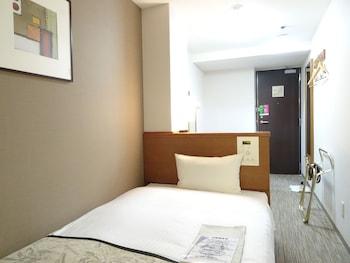 エコノミーシングルルーム (館内中部屋の窓なしタイプ) 禁煙|ホテル法華クラブ熊本