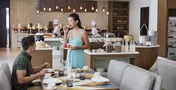 The Lind Boracay Breakfast Area
