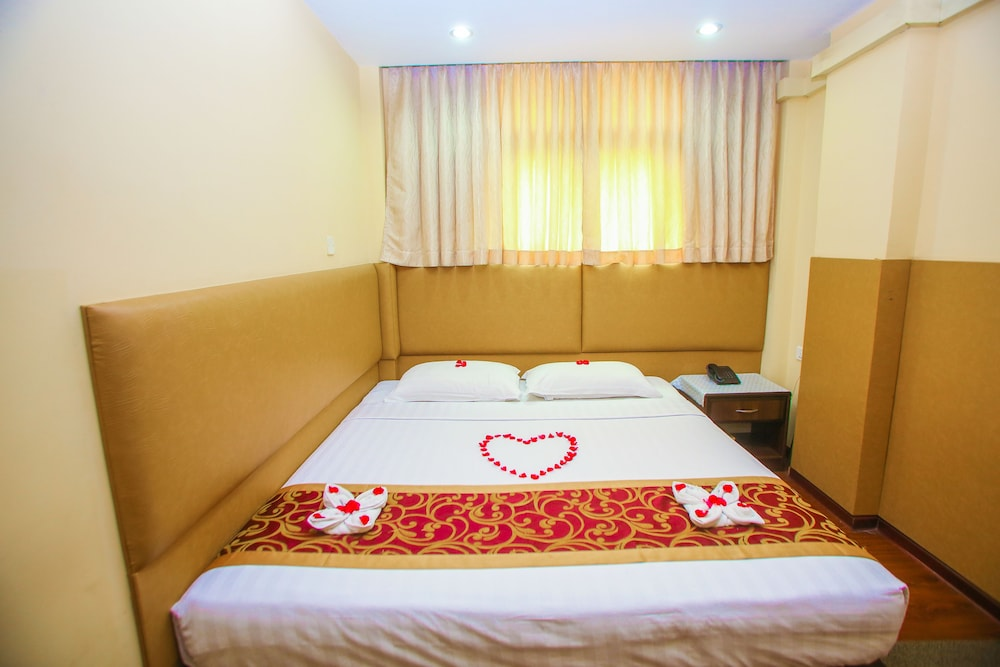 Grace Treasure Hotel, Yangon-W
