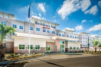 Exterior at Residence Inn by Marriott Savannah Airport in Pooler