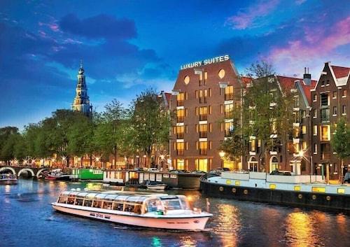 Amsterdam - Luxury Suites Amsterdam - z Katowic, 3 maja 2021, 3 noce