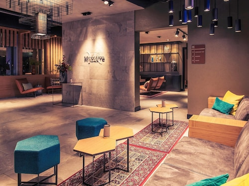 Amsterdam - Mercure Hotel Amsterdam Sloterdijk Station - z Katowic, 3 maja 2021, 3 noce