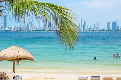Palmarito Beach Hotel, Cartagena de Indias