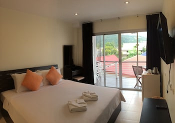 Deluxe Room, Balcony
