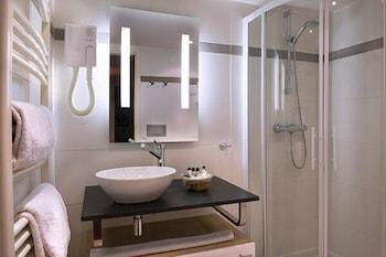 Château de l'Hermitage - Bathroom  - #0