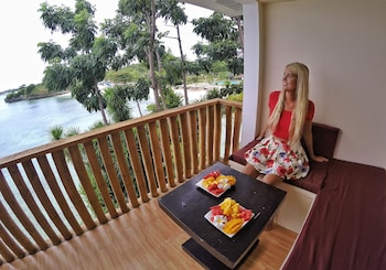 Thresher Cove Resort Cebu Balcony